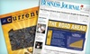 """Central Penn Business Journal - Harrisburg / Lancaster: $15 for Six-Month Subscription to the Weekly """"Central Penn Business Journal,"""" Plus Digital Access ($32.48 Value)"""