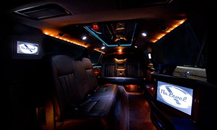 NuLevel Limousines - Lynbrook: $50 for $100 Toward Limousine Services from NuLevel Limousines in Lynbrook