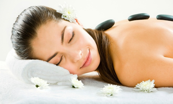 Beach Massage - Beach Massage: One or Two Stress Buster or Hot-Stone Massages at Beach Massage (Up to 70% Off)