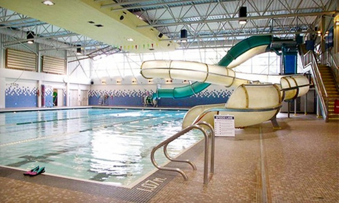 Recreation Oak Bay - Multiple Locations: Recreation Centre Outing Passes for an Individual or Family at Recreation Oak Bay. Nine Options Available.