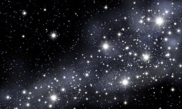 Drake Planetarium and Science Center - Norwood: $10 for Two Tickets to a Laser Show at the Drake Planetarium and Science Center in Norwood. 44 Shows Available.