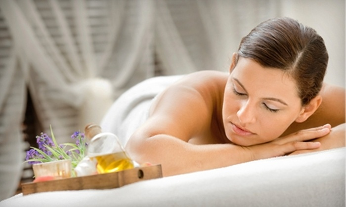 Campbell Day Spa - Campbell: $34 for a 60-Minute Massage at Campbell Day Spa ($78 Value)