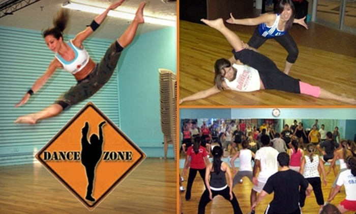 Dance Zone - West University: $30 for Four Dance and Fitness Classes of Your Choice at The Dance Zone