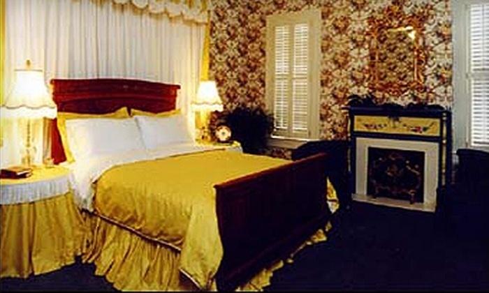 Tarrer Inn - Colquitt: $64 for One-Night Stay and Continental Breakfast at Tarrer Inn ($129 Value)