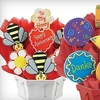 Half Off Cookie Bouquets at Cookies by Design