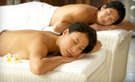 60-Minute Professional Couples Massage (a $140 value) - ABQ School of Massage Therapy and ABQ Massage Clinic in Albuquerque