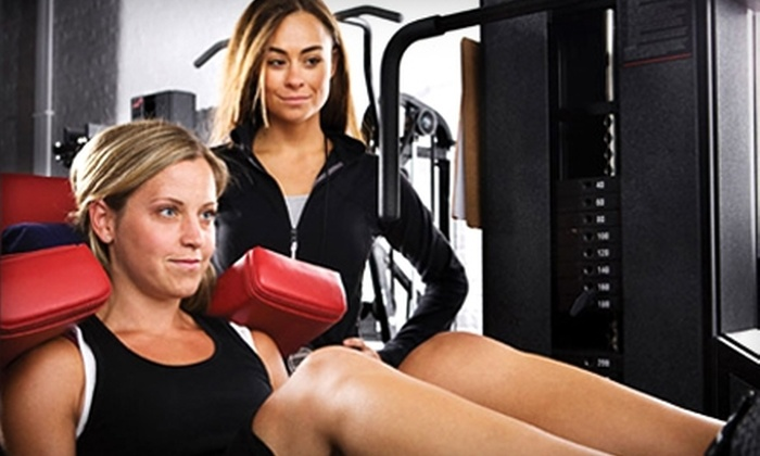 StrengthTime - Multiple Locations: $45 for Three 30-Minute Personal-Training Sessions at StrengthTime ($90 Value)