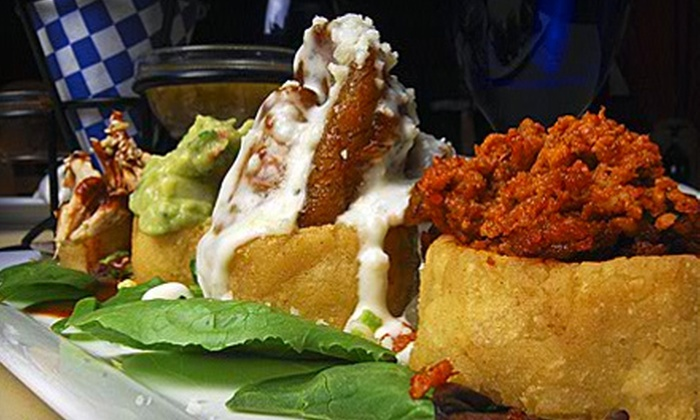 Real Tenochtitlan - Logan Square: Upscale Mexican Cuisine for Dinner or Lunch at Real Tenochtitlan