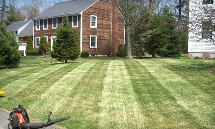 Prime Cut Landscaping and Lawn Care - Portland, ME: Lawn-Care Services from Prime Cut Landscaping and Lawn Care (Up to 58% Off). Three Options Available.