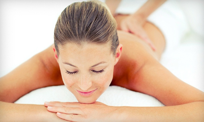 Sensia Salon and Spa - Cathy Reilly Skincare: 60- or 90-Minute Massage at Sensia Salon & Spa in Visalia (Up to 54% Off)