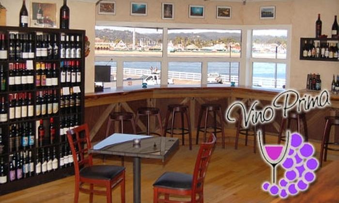 Vino Prima - Westside: $7 for a Flight of Wine at Vino Prima Wine Bar (Up to $15 Value)