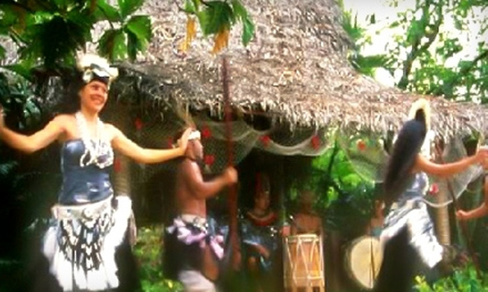 Tropical Polynesian Productions - Phoenix: $29 for Four Weeks of Polynesian Dance Classes at Tropical Polynesian Productions in Peoria ($60 Value)
