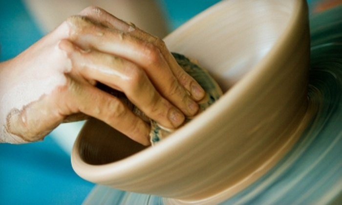 Potter's Wheel Gallery & Gifts - Houston: $25 for an Adult Pottery Class ($50 Value) or $15 for a Child's Pottery Class ($30 Value) at Potter's Wheel Gallery & Gifts