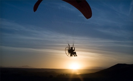 Introductory Powered-Paragliding Lesson (a $200 value) - Iowa Powered Paragliding in Des Moines