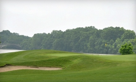 MAN Golf Management: 18 Holes of Golf and Cart for 2 at Riverside Golf Course - MAN Golf Management in Indianapolis