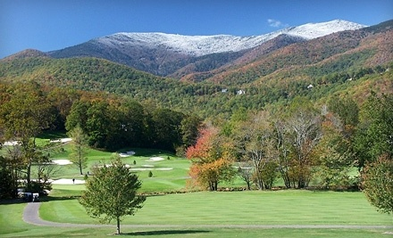 Mount Mitchell Golf Resort - Mount Mitchell Golf Resort in Burnsville