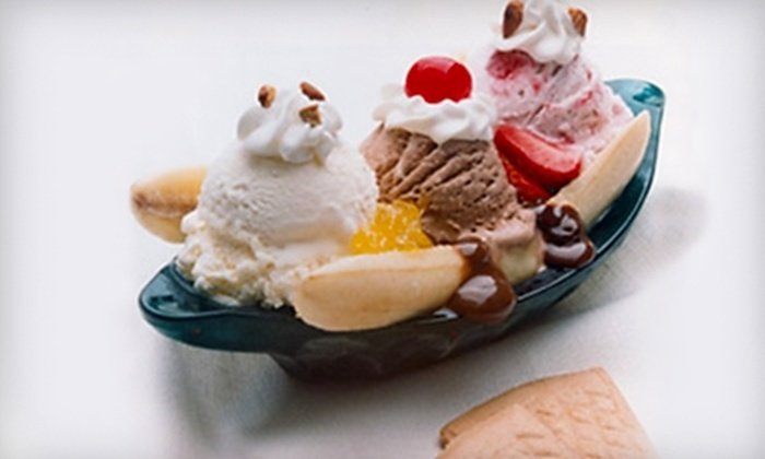 Sarah's Scoops - Boothbay: $5 for $10 Worth of Ice Cream and Treats at Sarah's Scoops in Boothbay Harbor