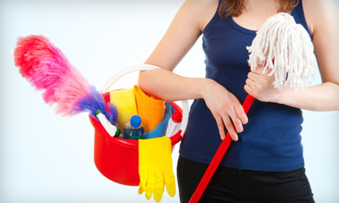 Ms. Sparkle - Upper Arlington: $59 for Three Hours of Residential Cleaning Services from Ms. Sparkle ($160 Value)