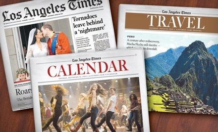 52-Week Subscription to the Sunday Edition (a $52 value) -