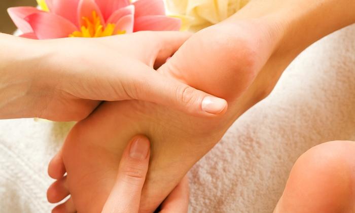 Super Foot Reflexology - Gaithersburg: One or Three 60-Minute Foot Reflexology Treatments at Super Foot Reflexology (Up to 64% Off)