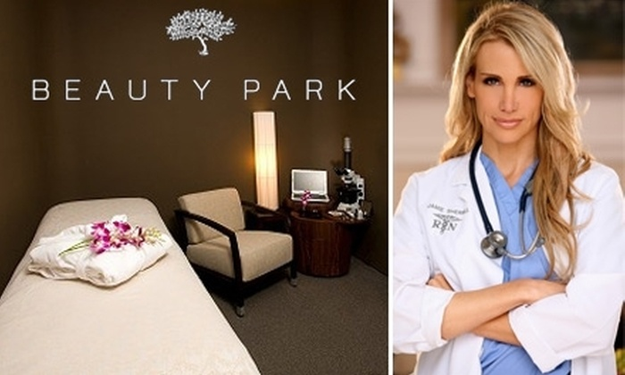 Beauty Park - North of Montana: $35 for $70 Worth of Spa Services at Beauty Park