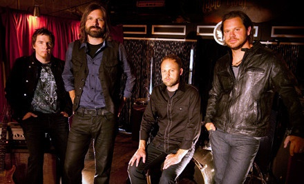 Third Day at Abravanel Hall on Thu., May 3 at 7PM: Center Floor Seating (Sections B-E) - Third Day in Salt Lake City