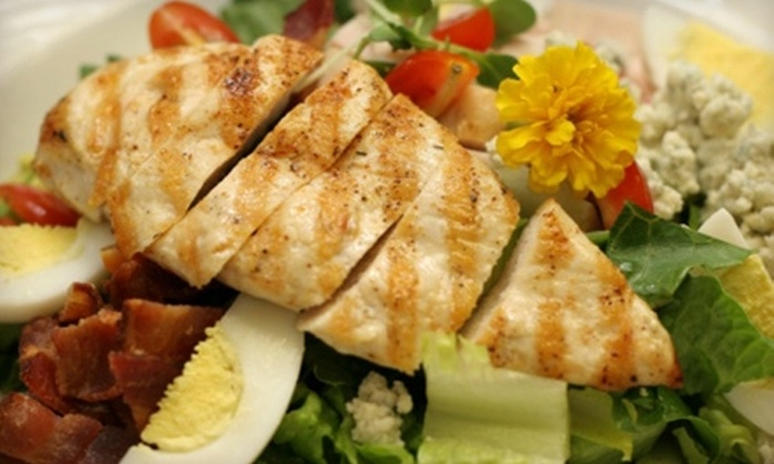 Java Dive Organic Bistro - Cardinal Hills Estates: $3 for $6 Worth of All-Natural Lunch or Sunday Brunch Fare at Java Dive Organic Bistro