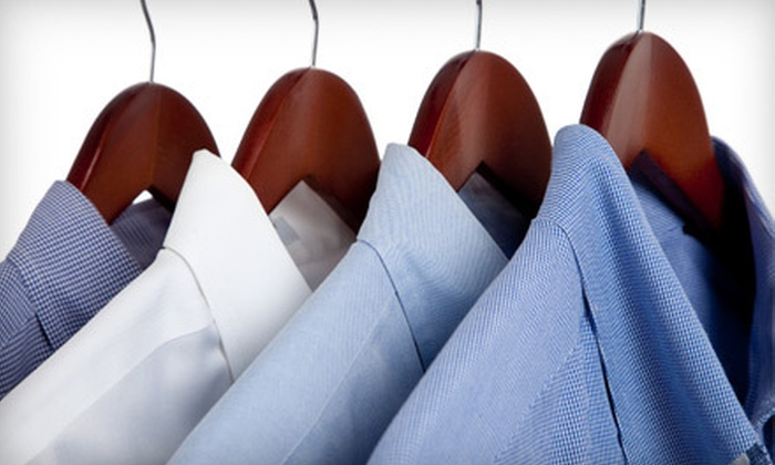 Royal Quality Cleaners - Normandy: $10 for $20 Worth of Dry-Cleaning Services or Dry Cleaning for One Comforter at Royal Quality Cleaners
