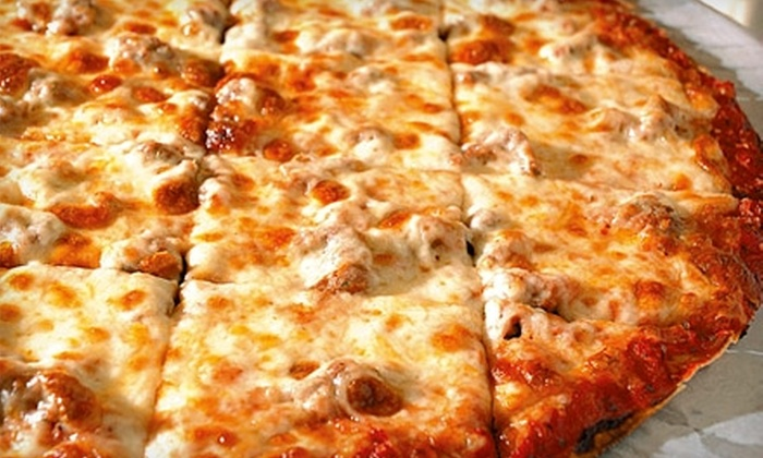 Chicago Pizza - Caloosahatchee: $10 for $20 Worth of Chicago-Style Pizza, Hot Dogs, Sandwiches, and Drinks at Chicago Pizza