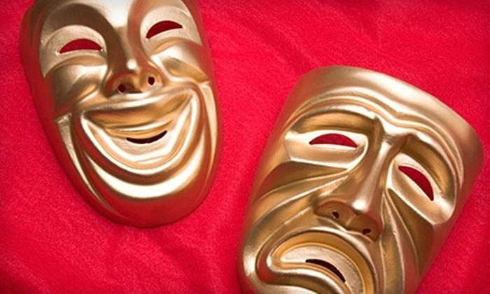 "$10 for Two Tickets to ""The Complete Works of William Shakespeare—Abridged"" at the Syracuse Shakespeare Festival ($20 Value). Five Options Available."