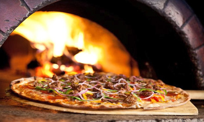 SoLo Pizza - Upper East Side: $10 for $20 Worth of Wood-Fired Pizza, Pasta, Sandwiches, and Drinks at SoLo Pizza