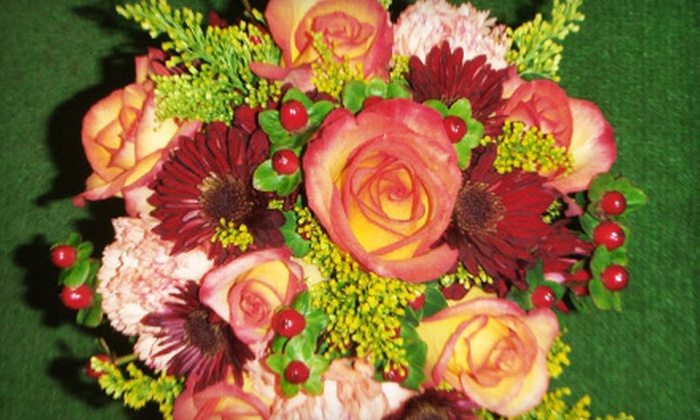 Paul Buettner Florist - East Hartford: $25 for $50 Worth of Floral Arrangements at Paul Buettner Florist in East Hartford