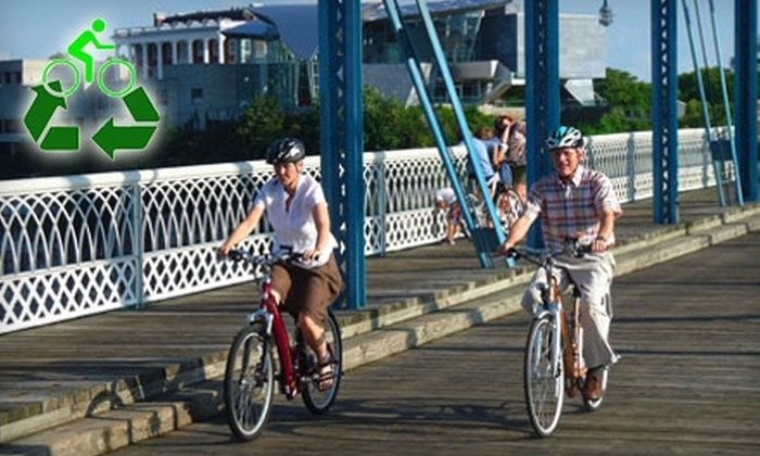 Chattanooga Electric Bikes - North Chattanooga Neighborhood Association: $15 for a Four-Hour Electric-Bike Rental at Chattanooga Electric Bikes ($30 Value)