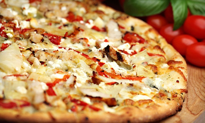 Luigi's Pizzeria  - West Main,Downtown Louisville: $10 for $20 Worth of Italian Fare at Luigi's Pizzeria