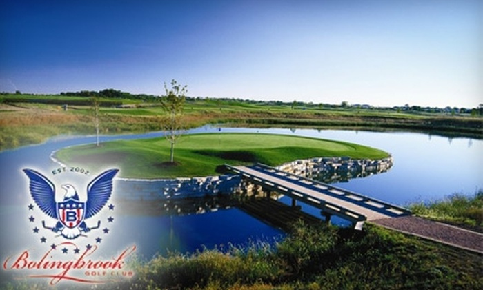 Bolingbrook Golf Club - Bolingbrook: $189 for Three Rounds of Golf and 10 60-Minute Small Group Lessons at Bolingbrook Golf Club (Up to a $1,222 Value)