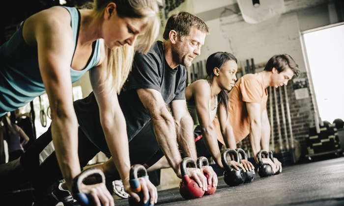 U First Fitness - State Bridge Centre: Three or Five Weeks of Unlimited Group Personal Training Sessions at  U First Fitness (Up to 82% Off)