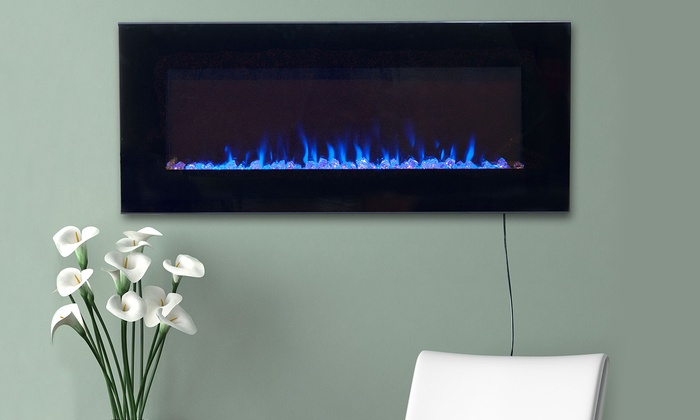 Northwest Electric Fireplace with Remote - Northwest Electric Fireplace Groupon Goods