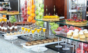 18° AT Hyatt Capital Gate: Friday Brunch for Children and Adults at The 5* Hyatt Capital Gate (Up to 57% Off)