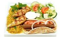 GROUPON: $8 for Greek Food at Gyros House Mediterranean Cuisine Gyros House Mediterranean Cuisine- Covington