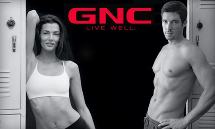 Southgate Mall GNC - South Gate: $12 for $25 Worth of Vitamins and Supplements at Southgate Mall GNC