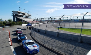 L.A. Racing: $145 for a 20-Lap Stock-Car Racing Experience from L.A. Racing at Irwindale Speedway ($399 Value)