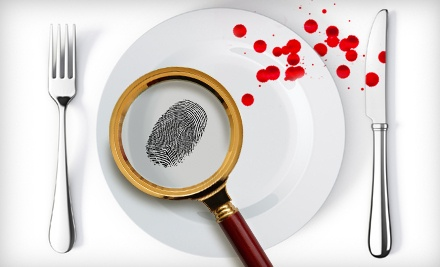 Five-Course Interactive Mystery Dinner for One (a $50 value) - Occasions Divine in Indianapolis