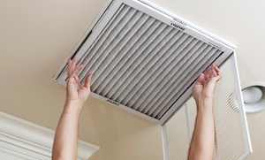 Organic Air USA: HVAC Cleaning and Inspection from Organic Air USA (87% Off)