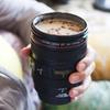 Black Camera Lens Coffee Mug
