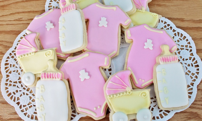 It'z My Party Cakery - Story Hill: One Dozen Custom Cookies for Special Events or Themed Birthdays at It'z My Party Cakery (50% Off)