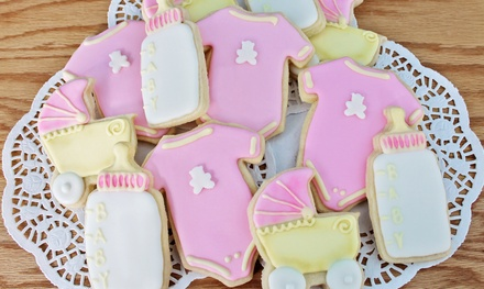 One Dozen Custom Cookies for Special Events or Themed Birthdays at It'z My Party Cakery (50% Off)