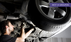 Car Care Deals: $38 for Complete One-Year Auto Maintenance Program from Car Care Deals ($271.40 Total Value)