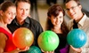 Suburban Lanes - North Decatur: Regular Bowling or Fundraiser for Up to Six, or Bowling and Pizza for Up to Eight at Suburban Lanes (Up to 56% Off)