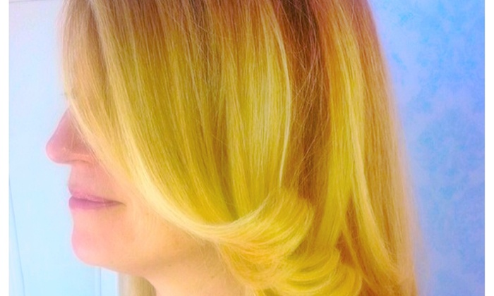 Dj Stylez - Los Angeles: $35 for $60 Worth of Blow-Drying Services — Hair-I-Go: DJStylez