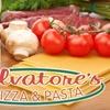 $10 for Fare at Salvatore's Pizza & Pasta